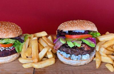 Take 2 Burger deal