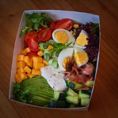 Ubuntu Salad